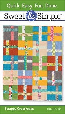 Scrappy Crossroads Pattern