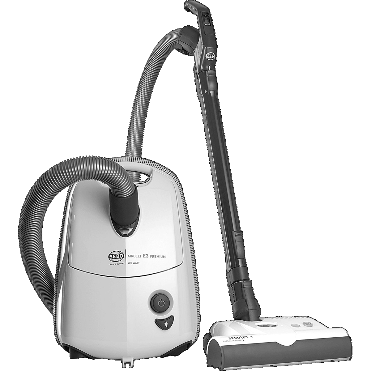 Sebo AIRBELT E3 Premium Canister Vacuum