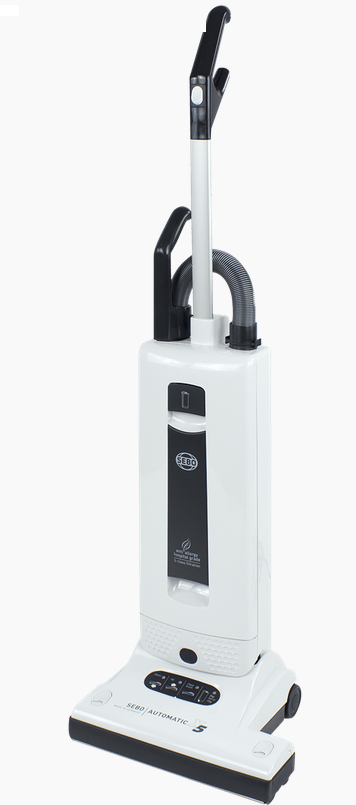SEBO X5 White/Charcoal