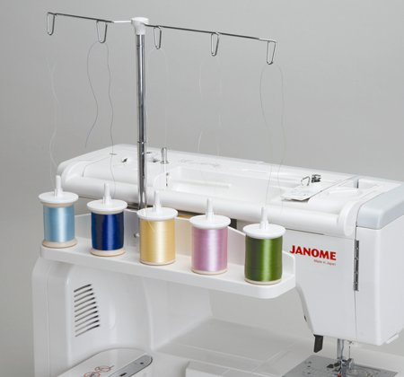 Janome 5 Thread Spool Stand