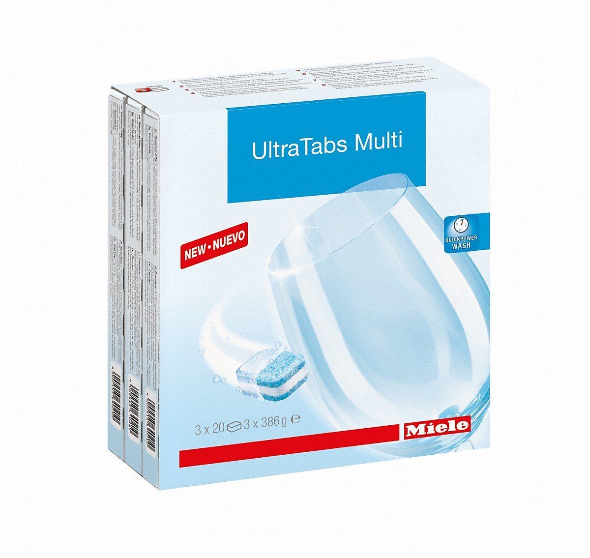 Miele Dishwasher Tablets