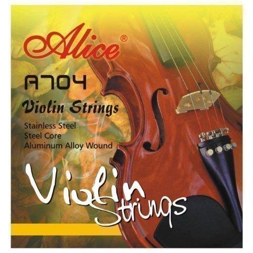 Alice 4/4 Violin Strings A704