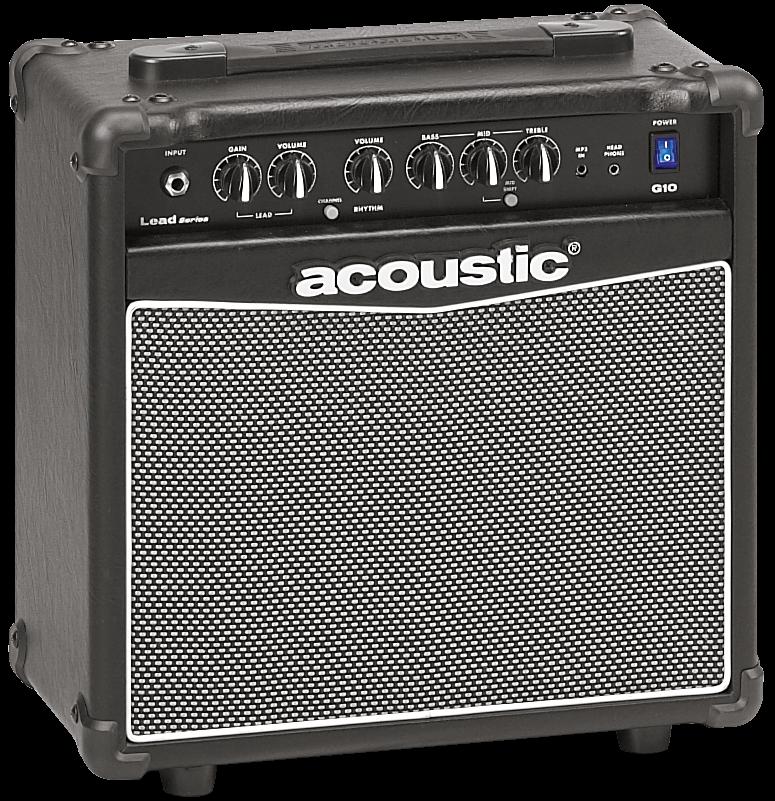 Acoustic G10 Lead Series 10 Watt 1x8 Guitar Amp Combo