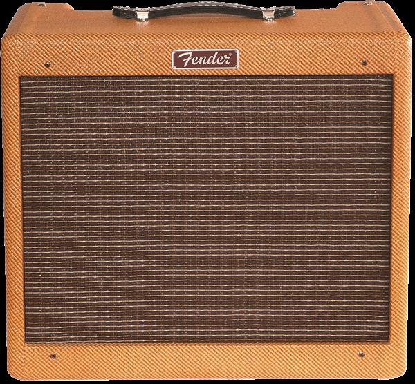 2018 Fender Blues Junior Lacquered Tweed 120V 15 Watt Tube Amp