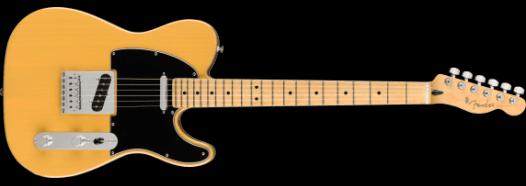 Fender Player Telecaster Maple Fingerboard Butterscotch Blonde