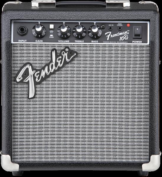 Fender Frontman 10G 120V Guitar Amp 10 Watt