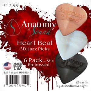 Anatomy of Sound Heart Beat Pick
