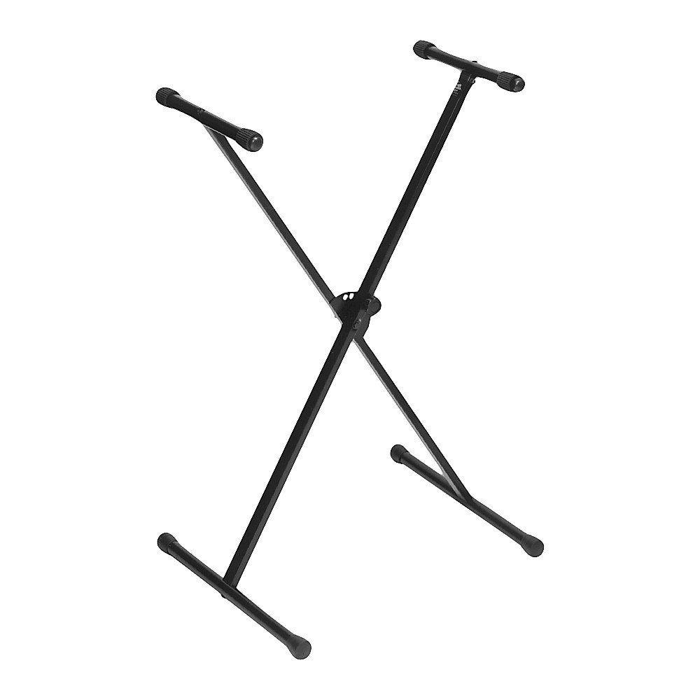 On-Stage Single-X Keyboard Stand KS7190O