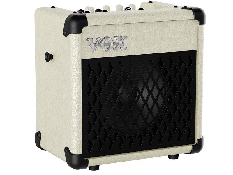 Vox Mini5 Rhythm Guitar Amplifier Ivory