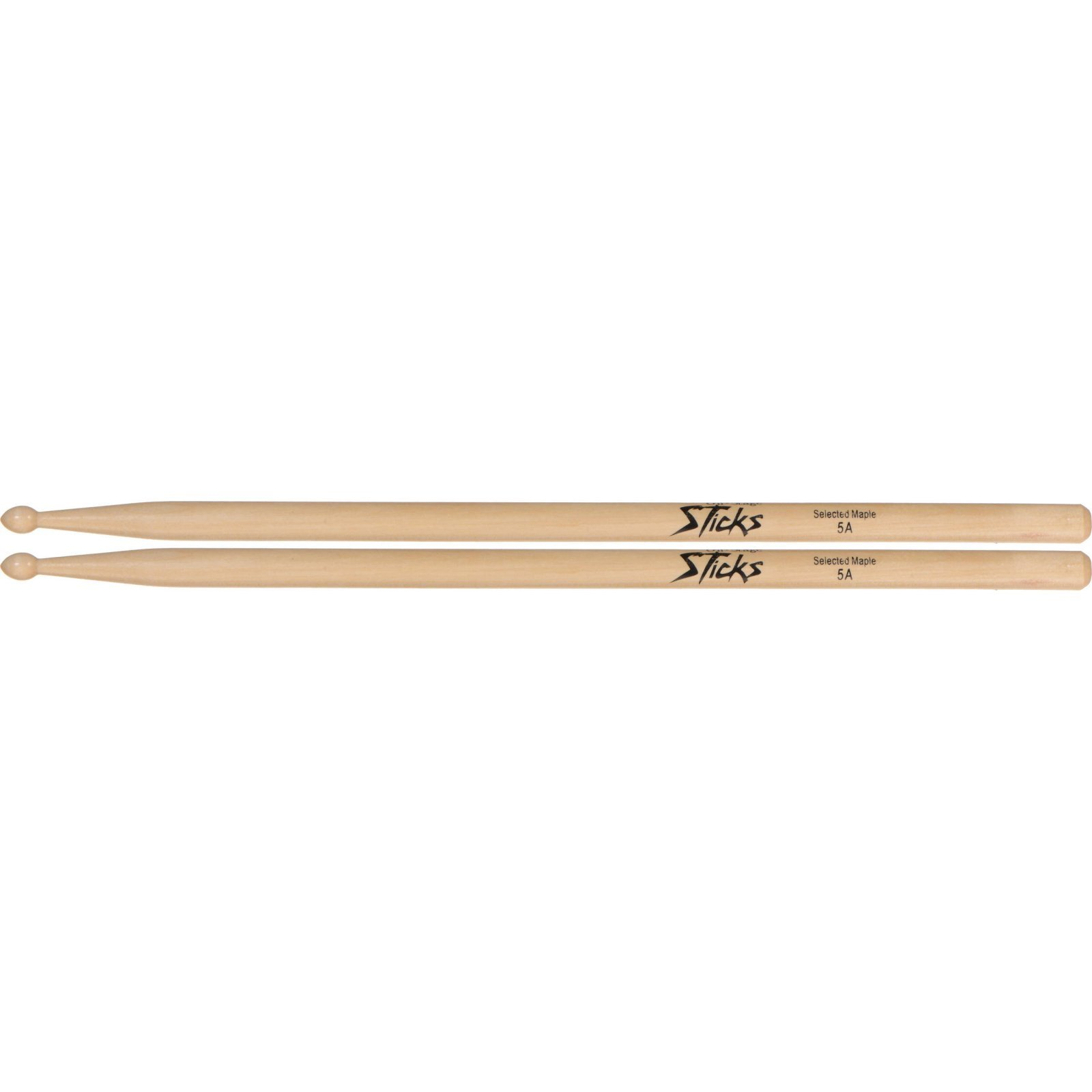 De Rosa DRM-ST5A 7A Maple Drumstick Wood Tip
