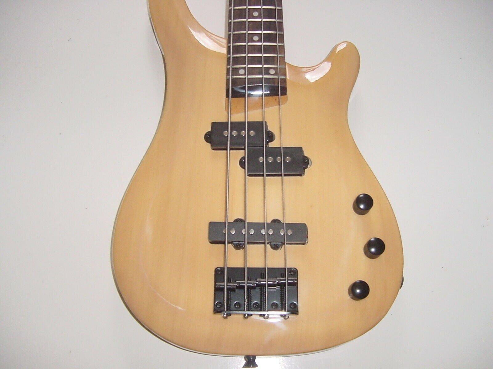 Glen Burton GBSRB-NT PJ Bass w/ Slipcase & Accessories