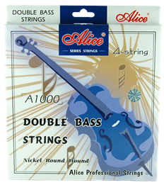 Alice Double Bass Strings A100