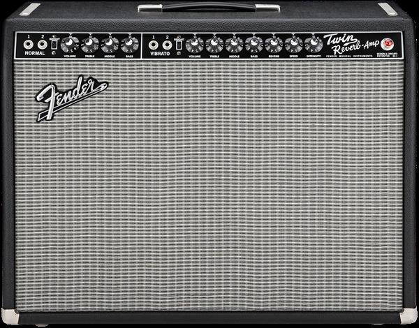 2008 Fender '65 Twin Reverb 85 Watt 2x12 Jensen Speakers
