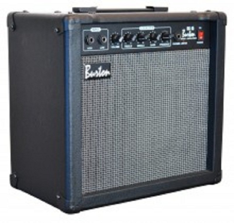 Glen Burton BA-15 Bass Guitar Amplifier