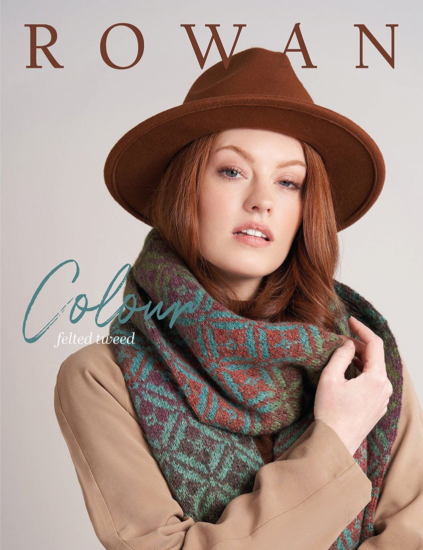 Felted Tweed Colour Collection