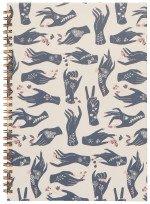 Wirebound Notebook