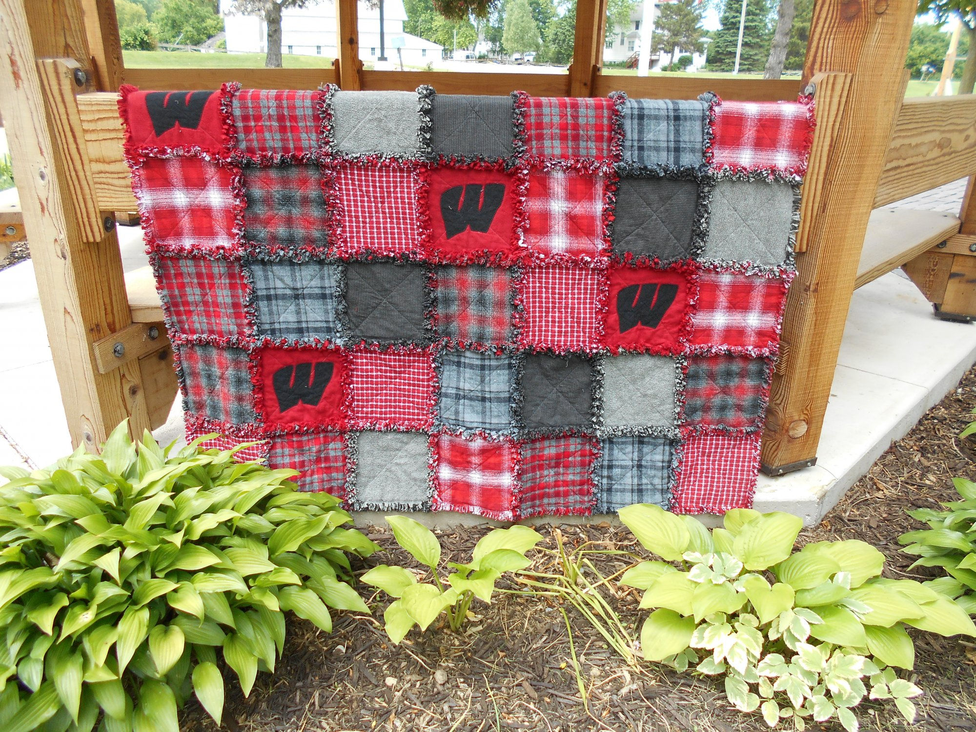 Team Spirit Quilt KIt