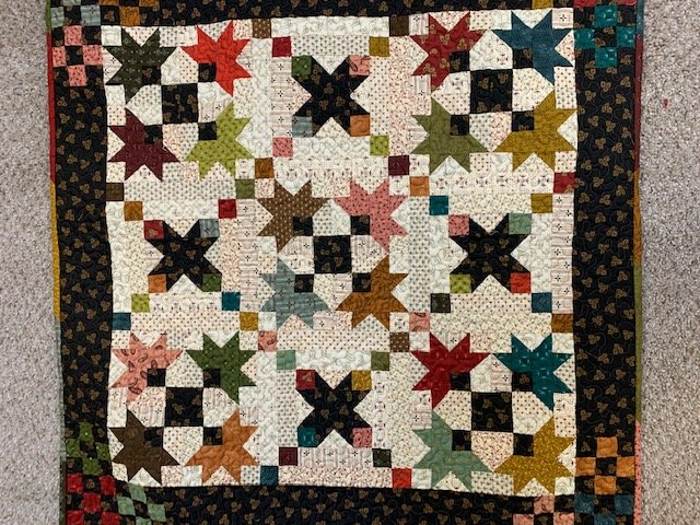 Pleased as Punch Quilt Kit-Kim Diehl