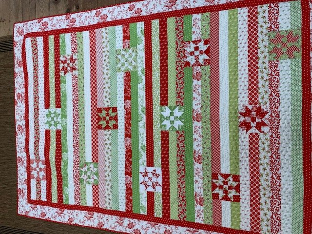 Christmas Figs Quilt Kit