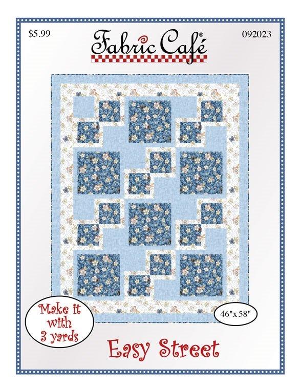 Fabric Cafe - Easy Street