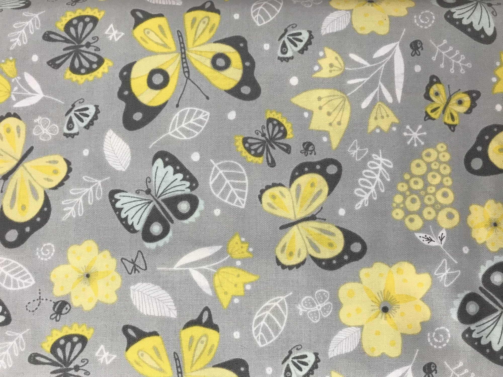 Flutter & Buzz On The Wing gray/yellow