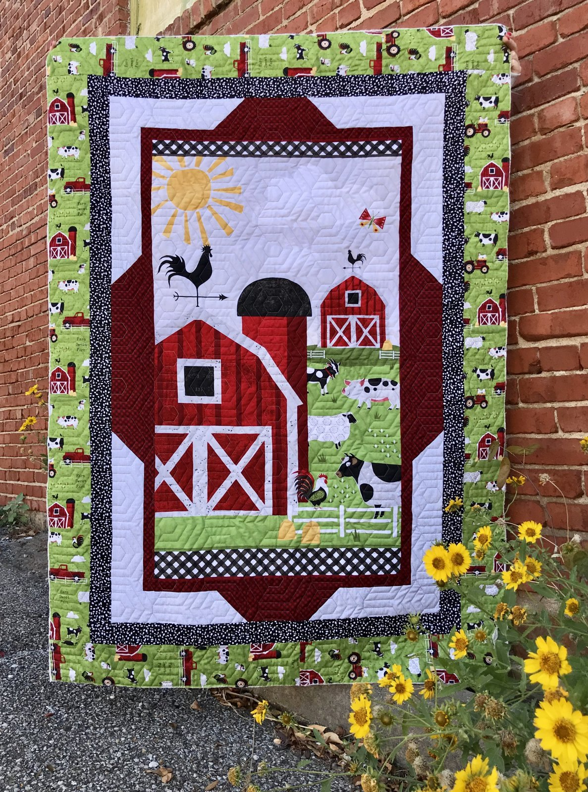 Country Life - Quilt Kit