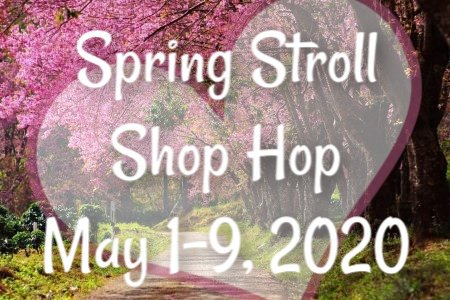 Shop Hop Graphic
