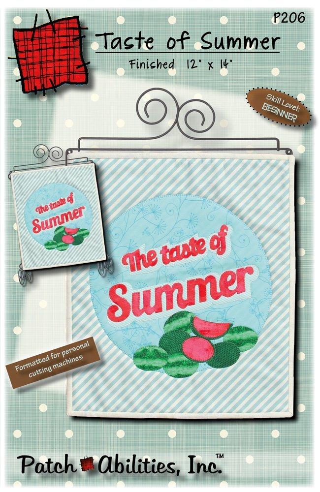 Taste of Summer Mini Quilt