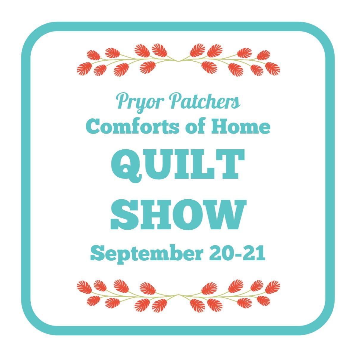 Pryor Quilt Show