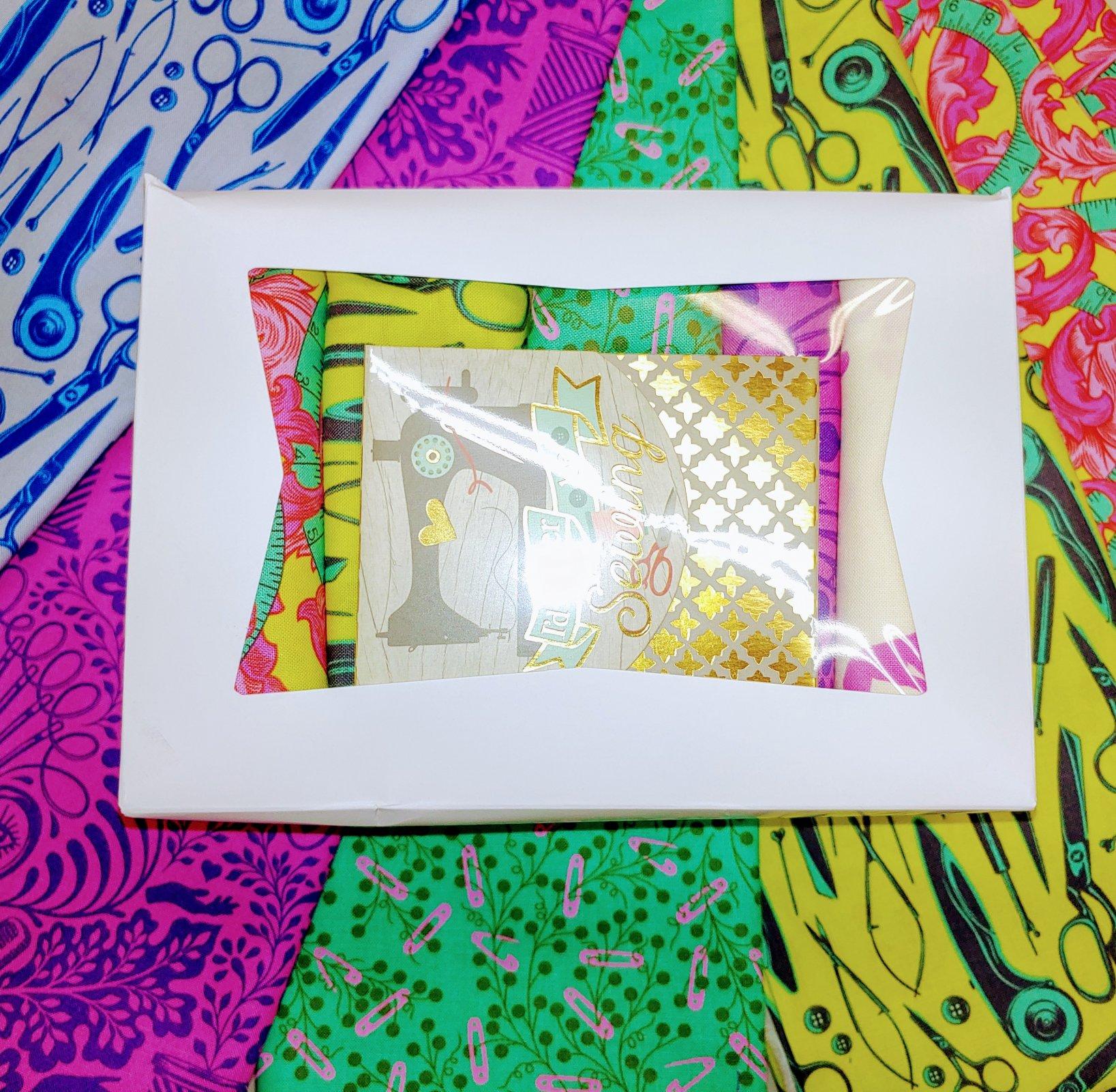 Mystery Box - Sept/Oct - Tula Pink Homemade