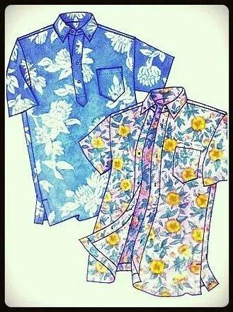 Men's Shirt 210 Small-4x