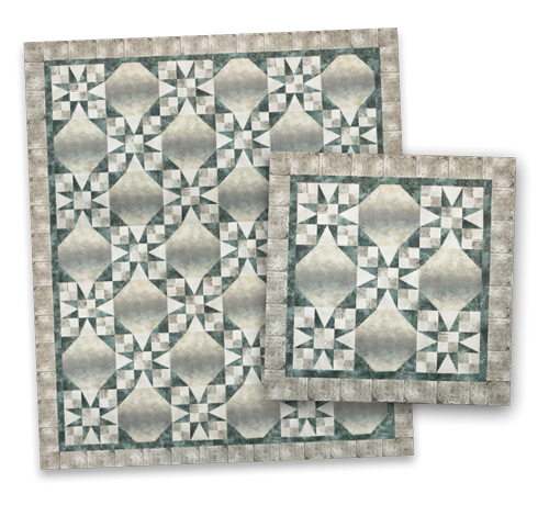All Roads Lead Home Quilt Kit