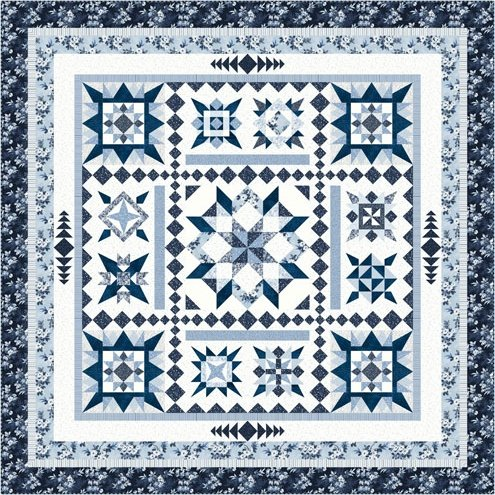 Azul Block of the Month Sign Up - Mail order