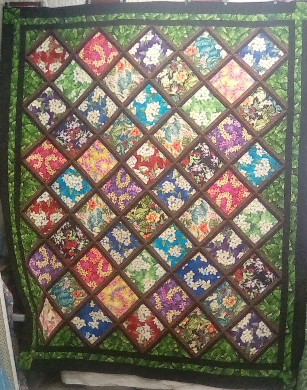 Terry's Flower Bed Queen Kit