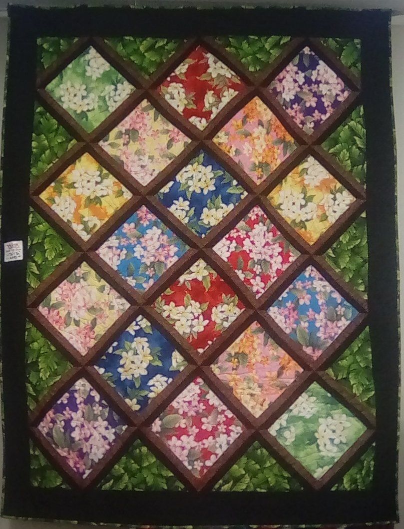 Tuesday Garden Club Quilt Kit