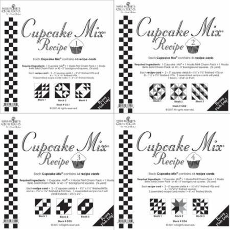 Cupcakes 1 -4