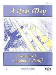 A New Day by C. Setliff