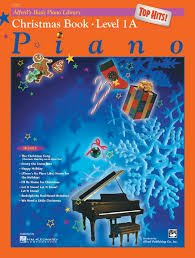 Alfred's Basic Piano Library Christmas Top Hits!