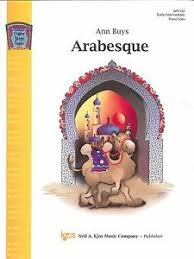 Arabesque by A. Buys