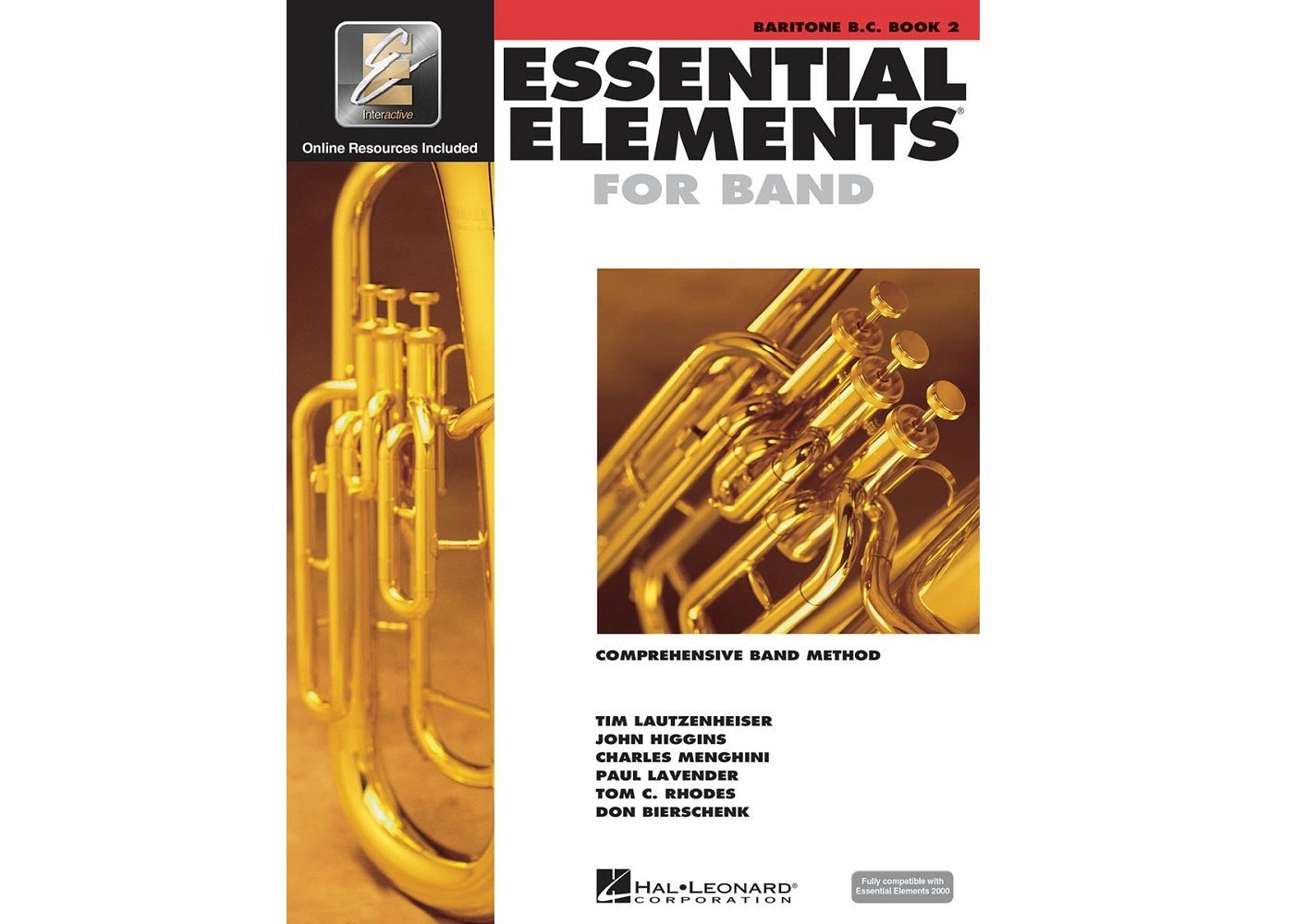 Essential Elements for Band BC Baritone book 2