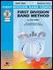 First Division Band Method TC Baritone book 2