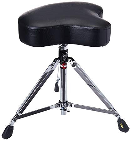 Gibraltar 6608 Motorcycle Style Drum Throne
