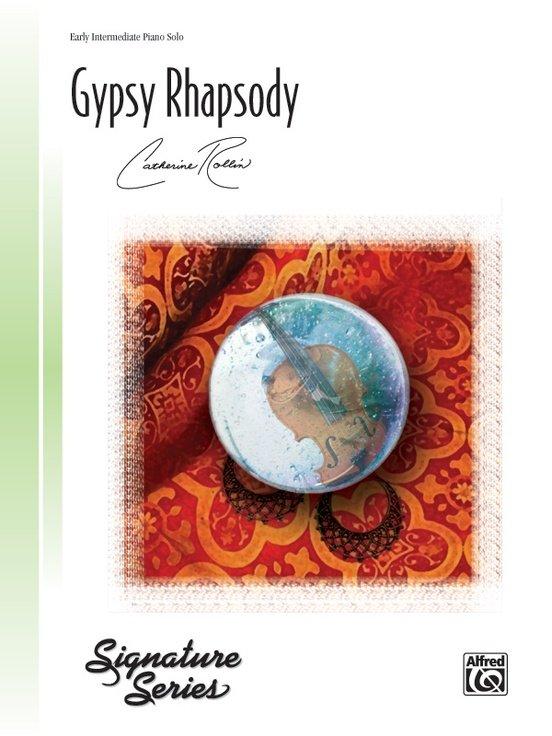 Gypsy Rhapsody by C. Rollin