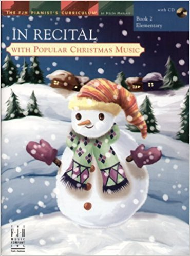 In Recital with Popular Christmas Music