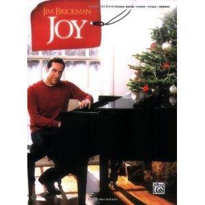 Jim Brickman JOY advanced piano solos PVG