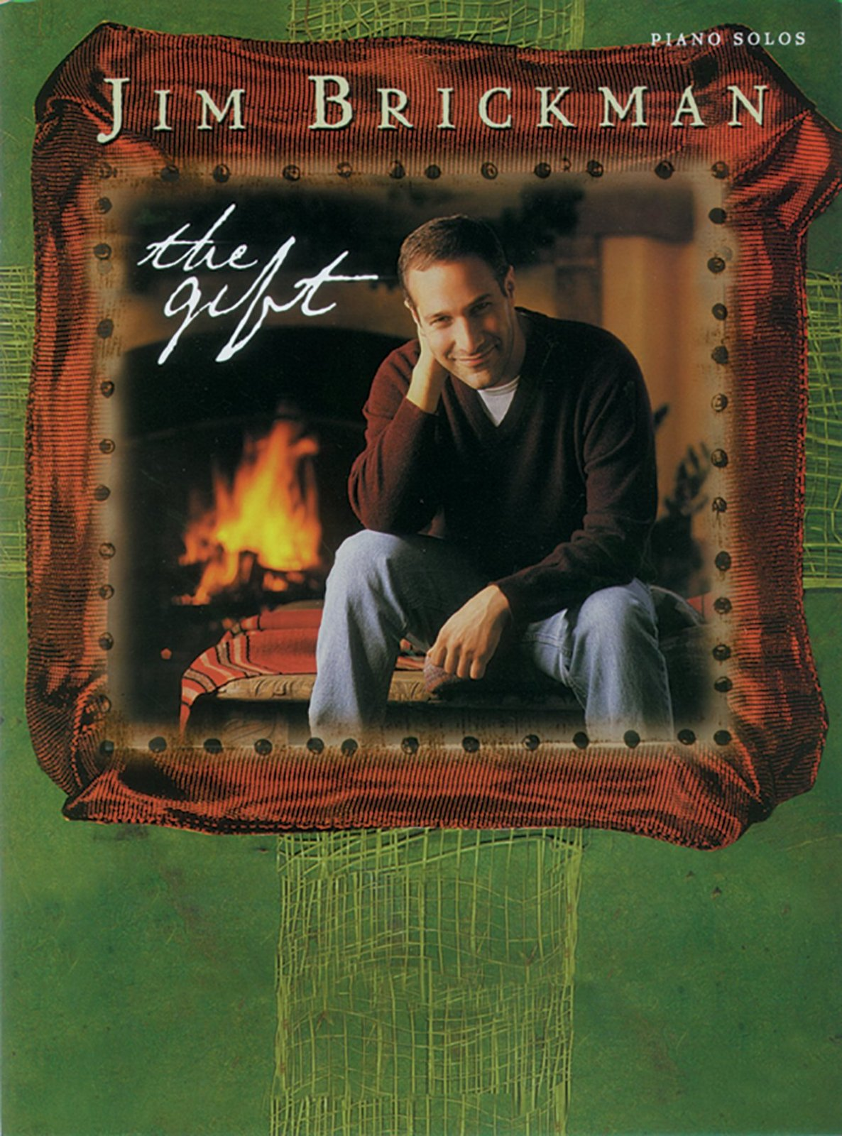 Jim Brickman The Gift Advanced Piano Solos