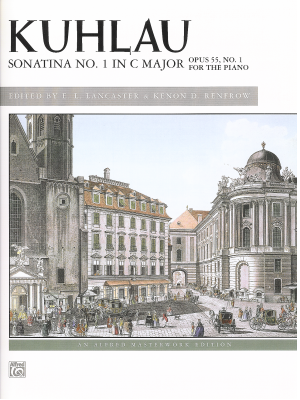 Sonatina No 1 in C Major Op 55 Alfred Ed by Lancaster and Renfrow
