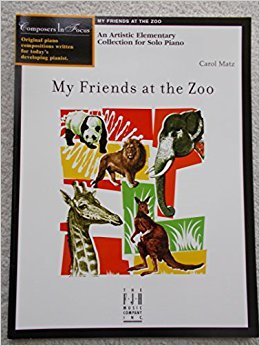 My Friends at the Zoo by C. Matz