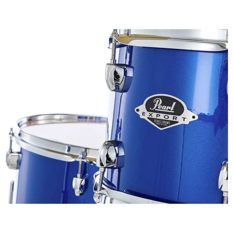Pearl Export EXX 5-piece drumset, Blue