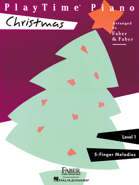 PlayTime Piano Christmas Level 1 Faber and Faber
